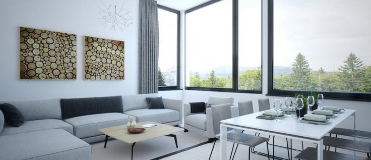 Sample Living Room Skyform